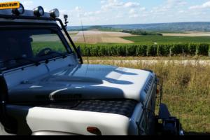 Maiden trip – Champagne Region